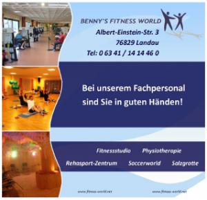 Benny's Fitness World